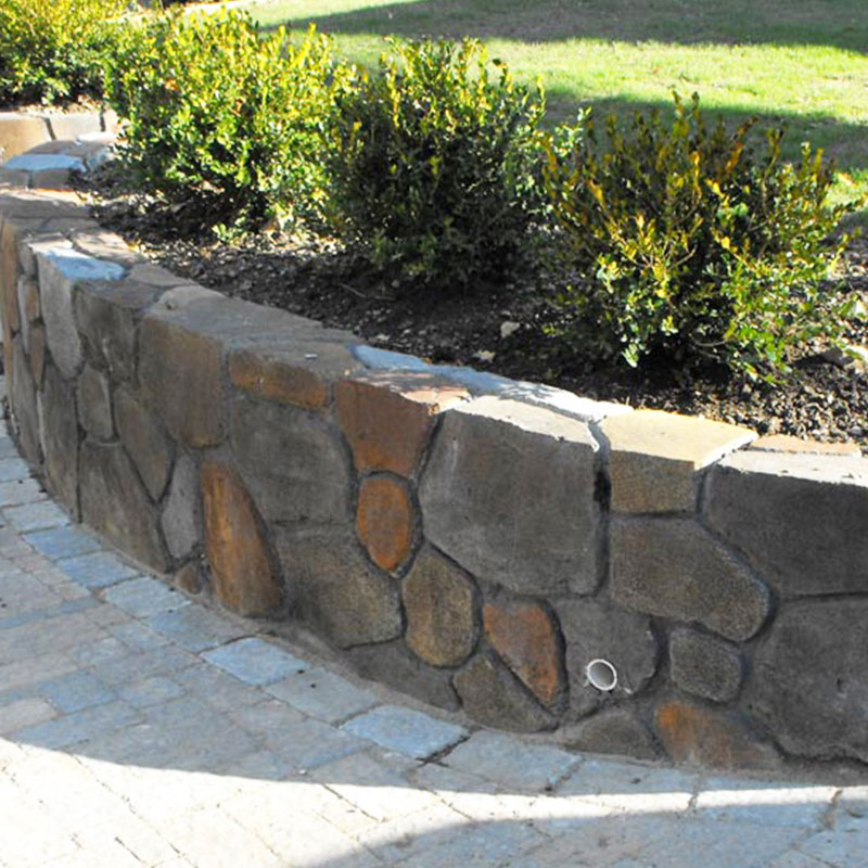 Landscape Design with hardscapes